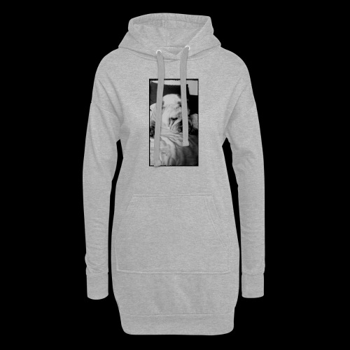 bulldog - Sweat-shirt à capuche long Femme