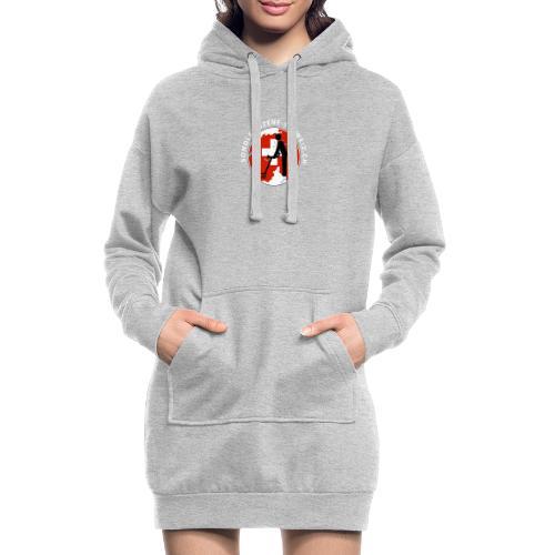 Sondler Szene Schweiz Rund - Hoodie-Kleid