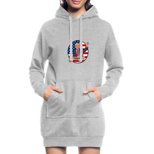 Trump - Hoodie-Kleid