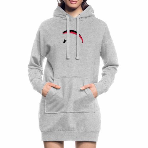 schonkersparar - Hoodie-Kleid