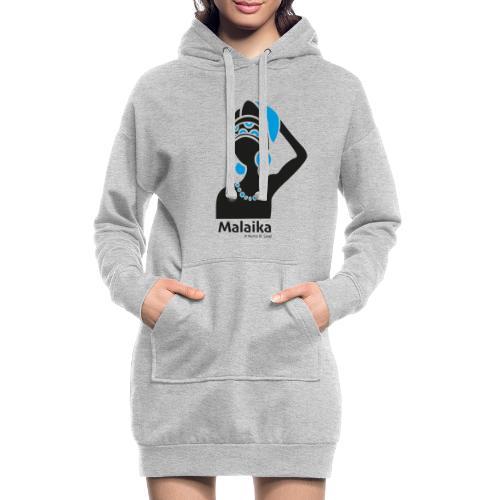 Malaika - Afrika Frau - Hoodie-Kleid
