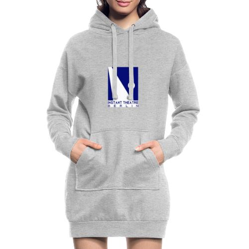 Instant Theater Berlin logo - Hoodie Dress
