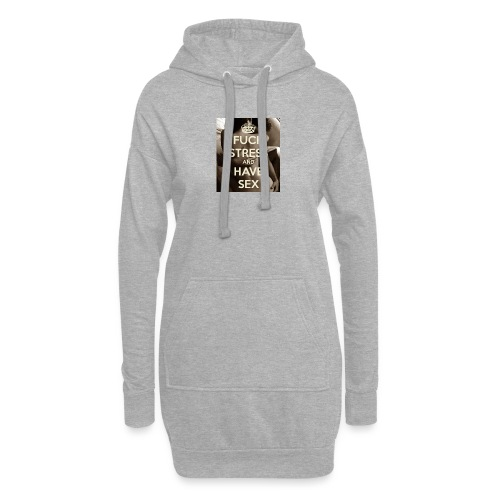 fuck-stress-and-have-sex - Hoodie-kjole