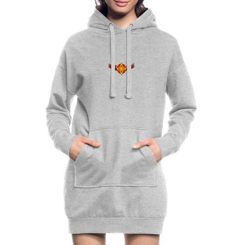 Collèction de départ - Sweat-shirt à capuche long Femme