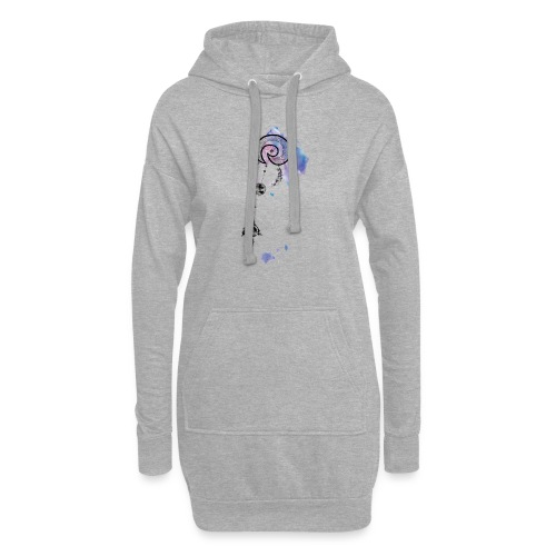 Dreamcatcher purple - Hoodie-Kleid