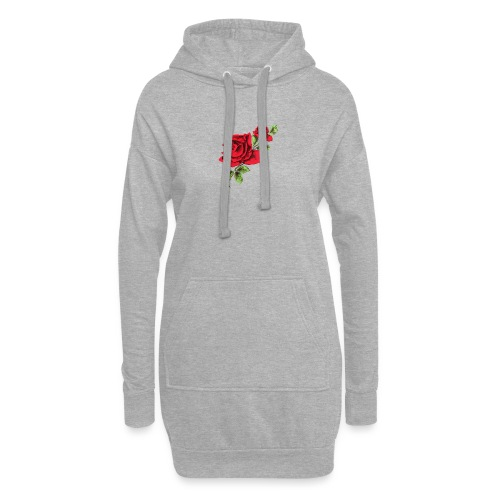 Red Roses - Hoodiejurk