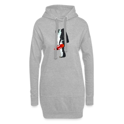 Space Lifeguard - Hoodie Dress