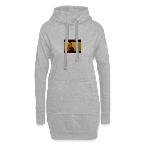 Telling Liam He Is Adopted - Hoodie Dress