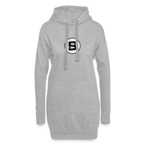 Hoodie mit B Logo - Hoodie-Kleid
