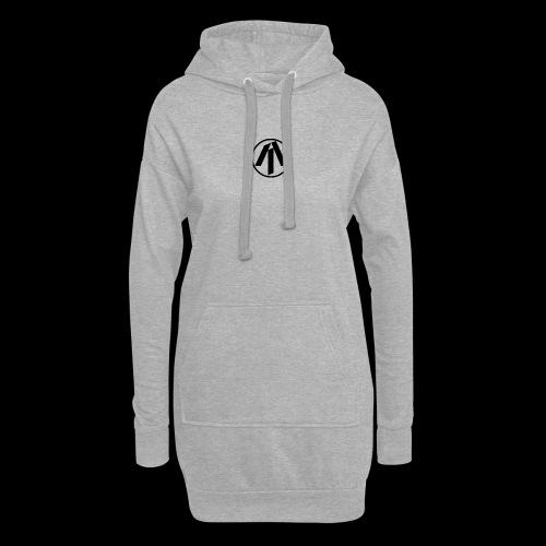 Logo Higher Pl4ce - Sweat-shirt à capuche long Femme