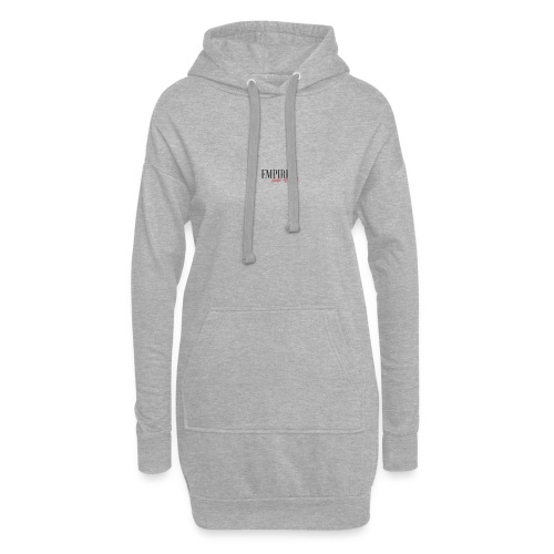 Empire State of Mind - Hoodie Dress