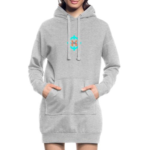 Targeted - Hoodie Dress