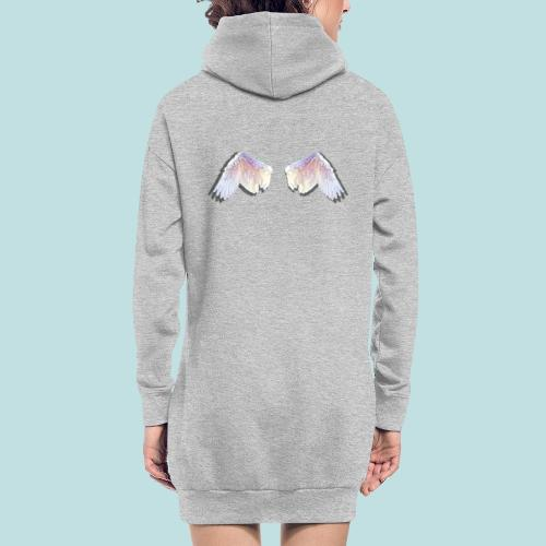 angel wings - Hoodie Dress
