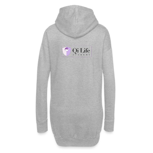 Qi Life Academy Promo Gear - Hoodie Dress