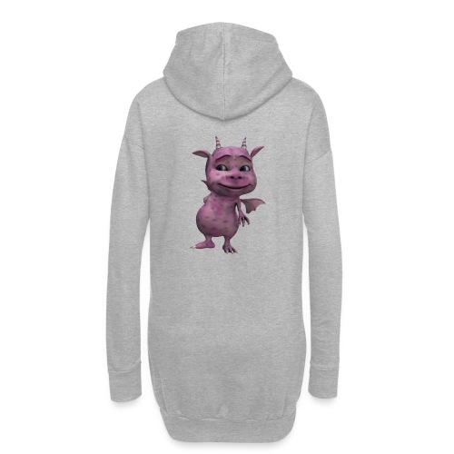 gnome dragon - Hoodie Dress
