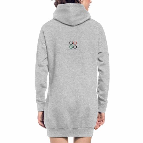 amfpvdr - Sweat-shirt à capuche long Femme
