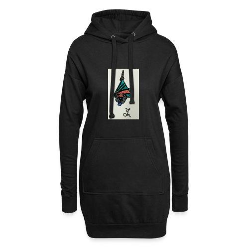 SPIRIT - Sweat-shirt à capuche long Femme