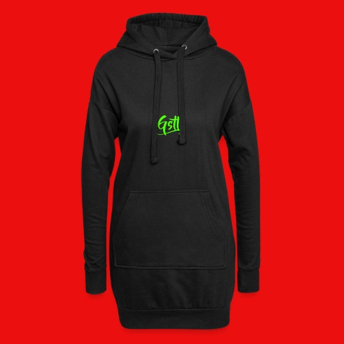 Gstl_Logo_-Green- - Hoodie Dress