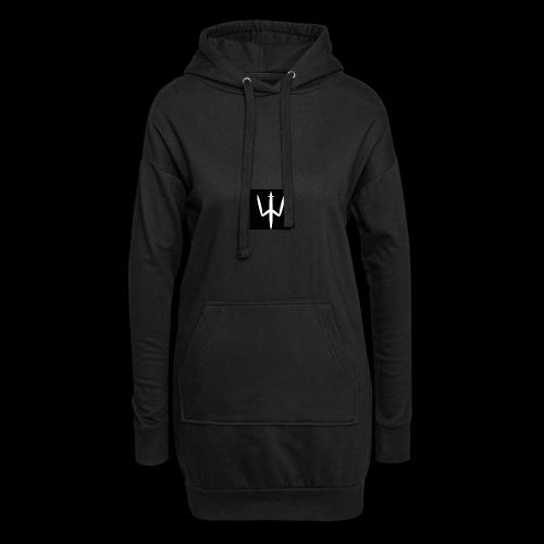 trident_4 - Hoodie Dress