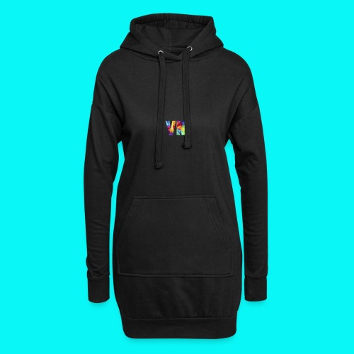 Velocity Networks Coloured Logo! - Hoodie Dress