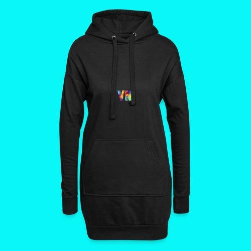 Velocity Networks Coloured Logo! - Hoodie Dress