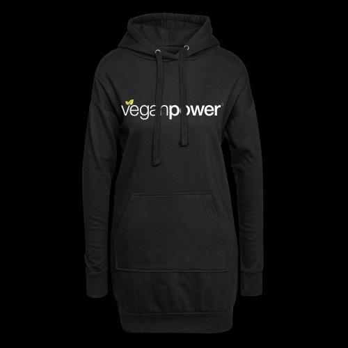 veganpower Lifestyle - Hoodie-Kleid