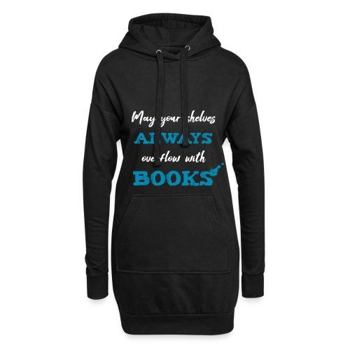 0038 author | Writer | Book blogger | reader - Hoodie Dress