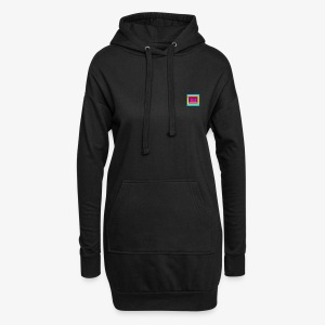 the box of universe - Hoodie Dress