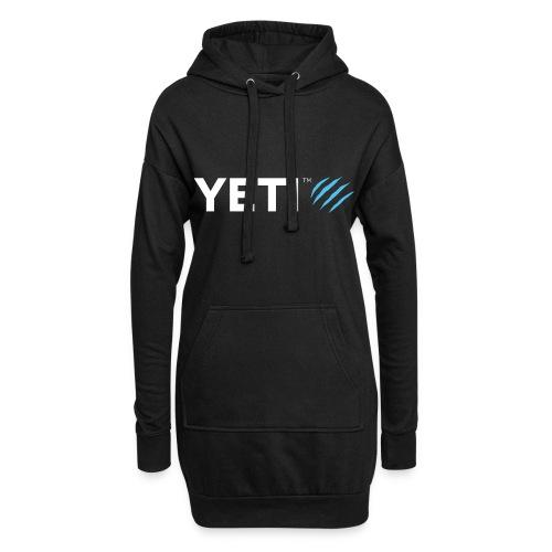 YETI TM Logo - Hoodie-Kleid