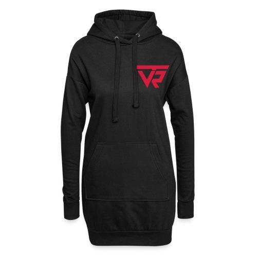 TVR Logo rot - Hoodie-Kleid