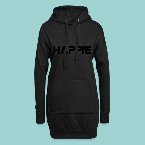 Happy Hippie - Hoodie-Kleid