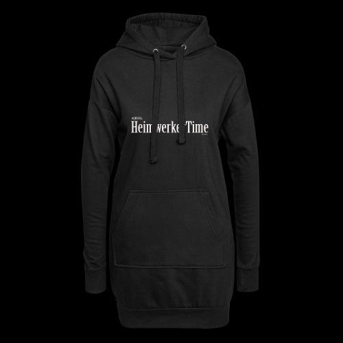HeimwerkerTime - Hoodie-Kleid