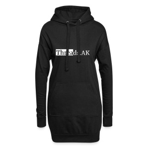 Threads.AK silhouette - Hoodie Dress