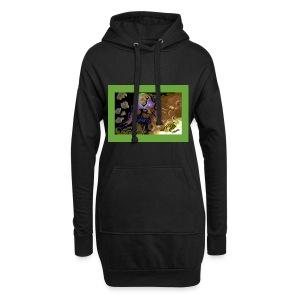 F.U.B.A.R. - Hoodie Dress