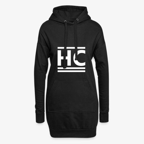 White Horizon Clothing Logo - Hoodie Dress
