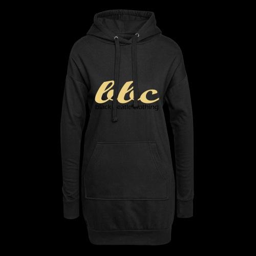 BBC gym clothing - Hoodie-Kleid