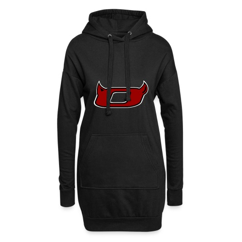 The Inferno O - Hoodie Dress