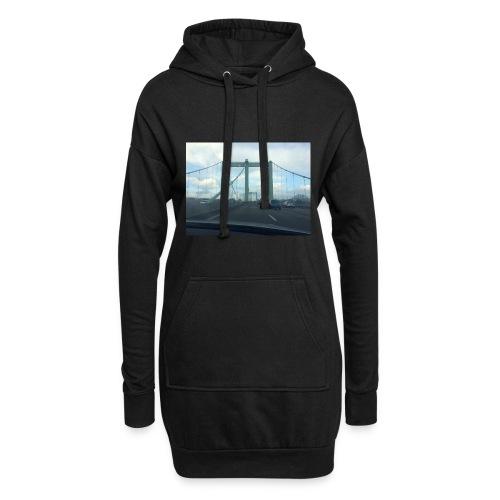 Brücke - Hoodie-Kleid
