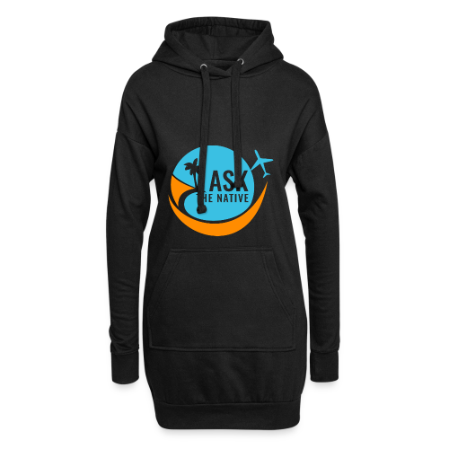 Ask the Native Original Logo - Hoodiejurk