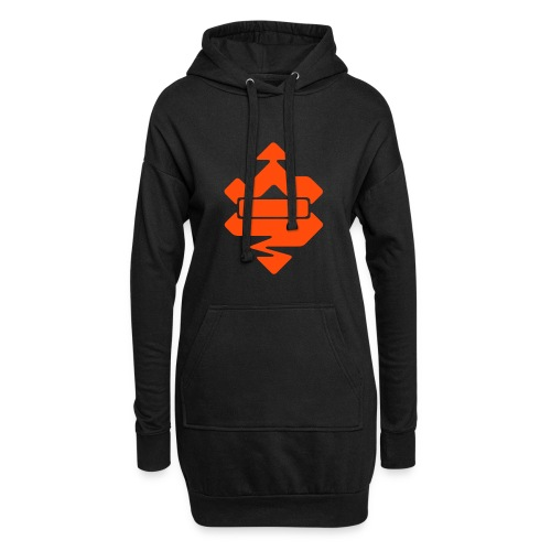 The Real Kim Shady Accessories - Hoodie Dress
