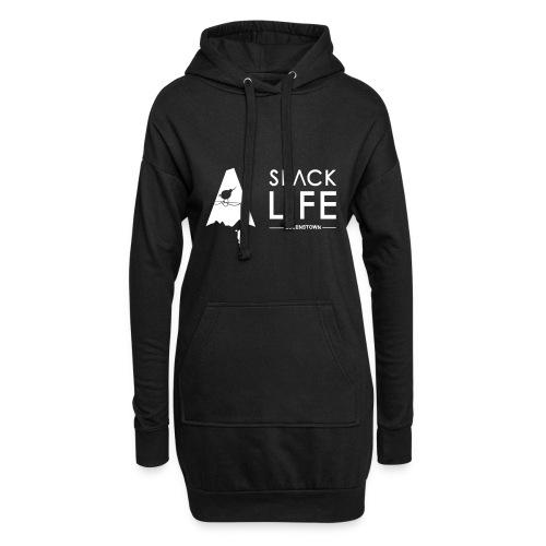 Slack Life Queenstown - Sweat-shirt à capuche long Femme
