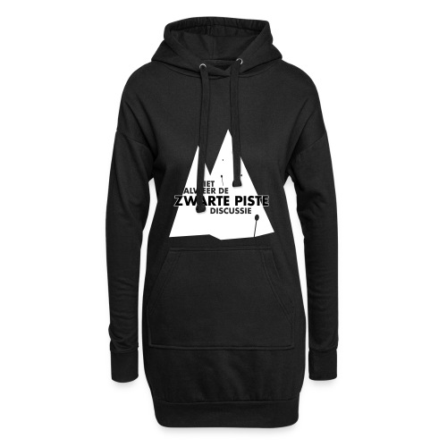 Not again the 'Black run' discussion - Hoodie Dress