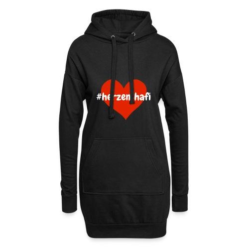 Herzenshafi - Hoodie-Kleid