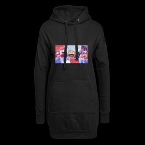 SEGANG POWER - Hoodie Dress