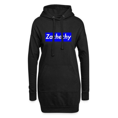 zachechy BLUE - Hoodie-Kleid