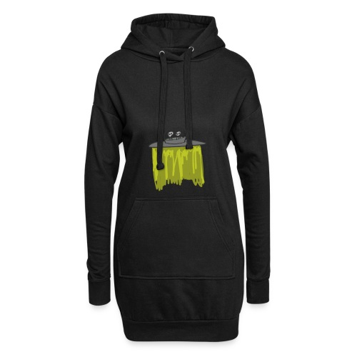 SPACESHIP - Hoodie Dress