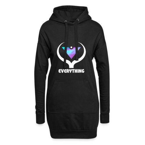 EVERYTHING - Hoodie-Kleid
