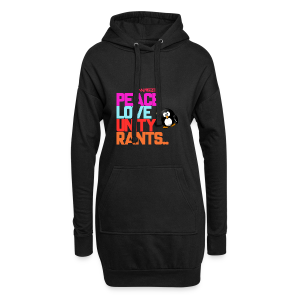 We Are One Digital PLUR Tee - Hoodie Dress
