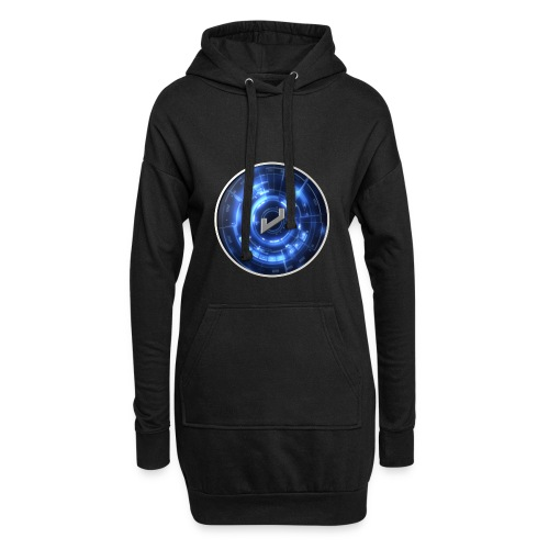 BallisticJimmyFTW Profile Circle - Hoodie Dress