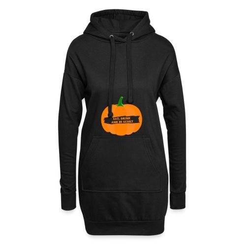 Halloween Pumpkin Shirt for Halloween - Hoodie Dress